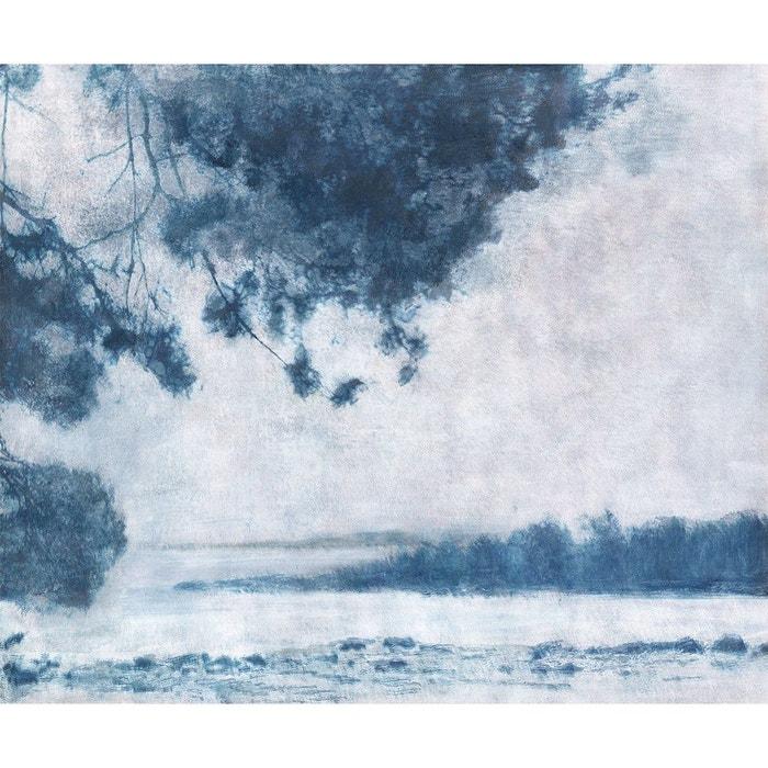 Papier Peint Panoramique Fresque Paysage Au Bord De L Eau Tenue De