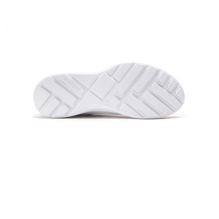 Chaussures hammer run white white blanc Supra