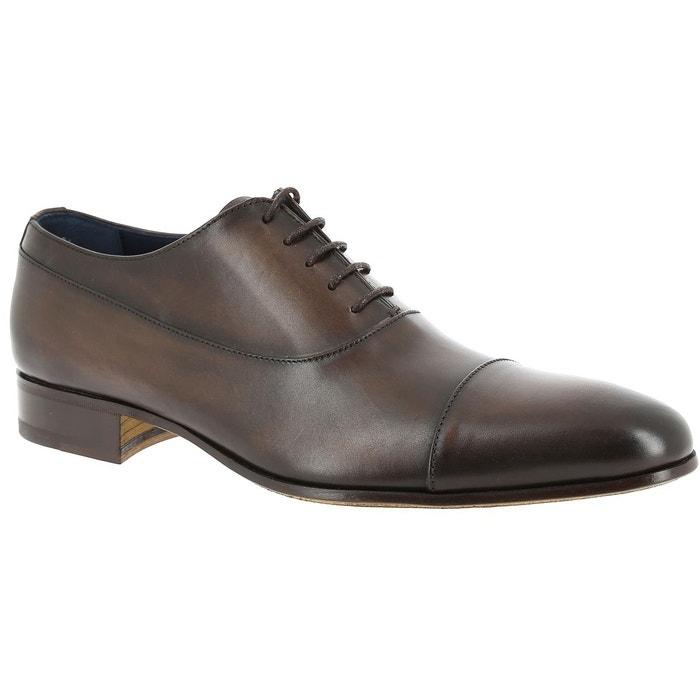 Toledano 3666 145 marron - Chaussures Derbies Homme