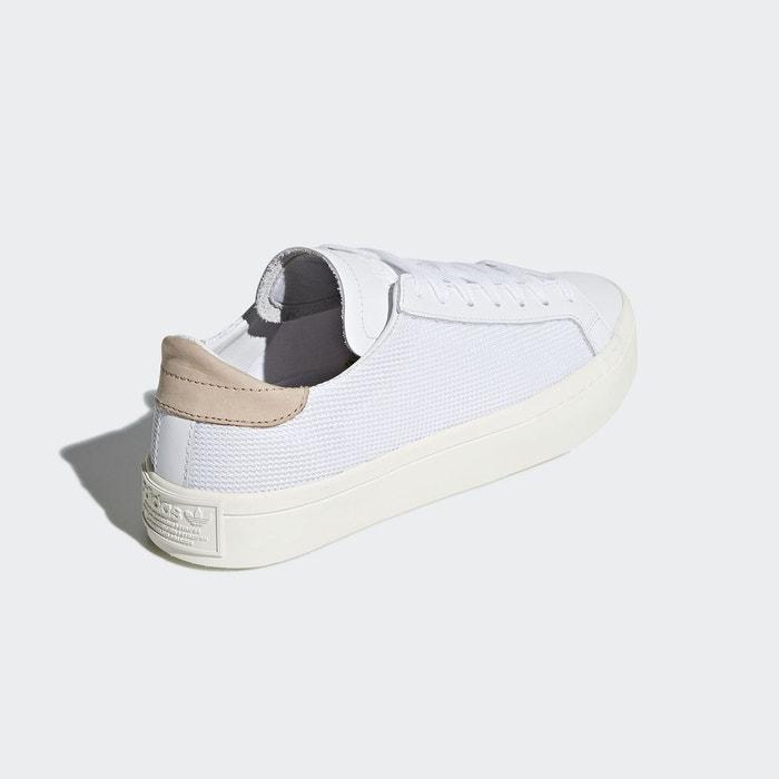 Chaussure court vantage blanc Adidas Originals