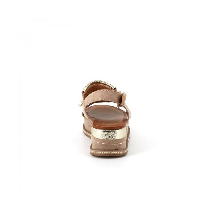 Sandale plateforme ethel Cassis Cote Dazur