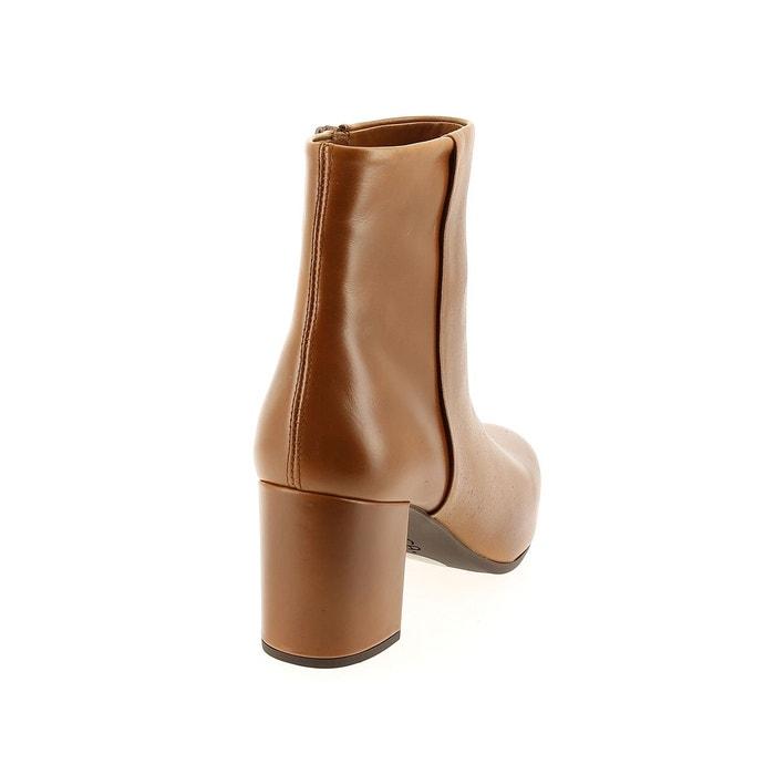 Boots et bottines unisa omer camel Unisa
