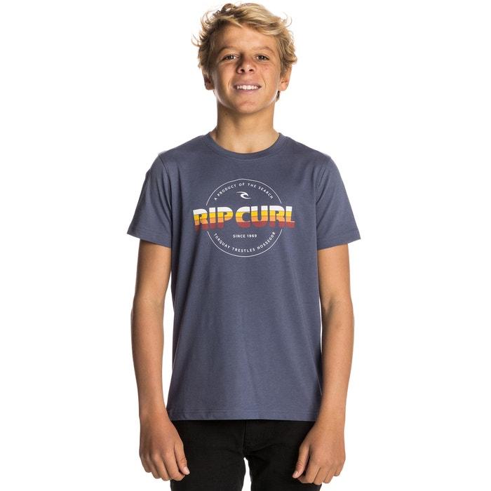 T-shirt con scollo rotondo fantasia, maniche corte  RIP CURL image 0