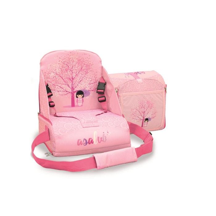 Rose Baby Collection Rehausseur 'japonaise' Haute Chaise Fox lJT1cFK