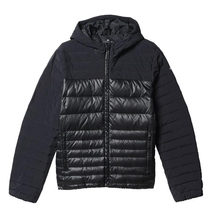 Doudoune cosy noir Adidas Performance   La Redoute b099a275d4b
