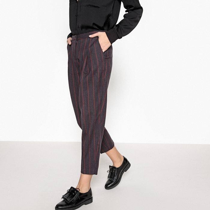 Image Pantaloni maschili a righe La Redoute Collections