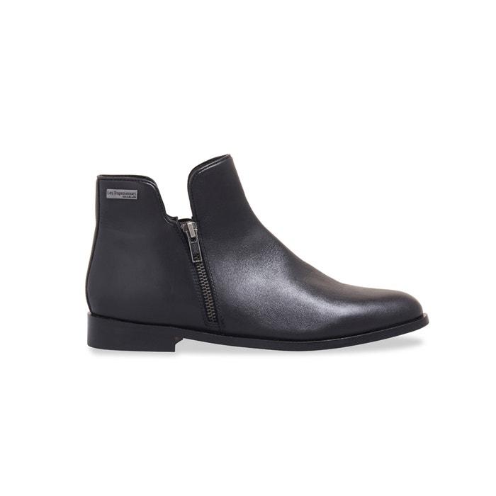 Mikita Leather Ankle Boots  LES TROPEZIENNES PAR M.BELARBI image 0