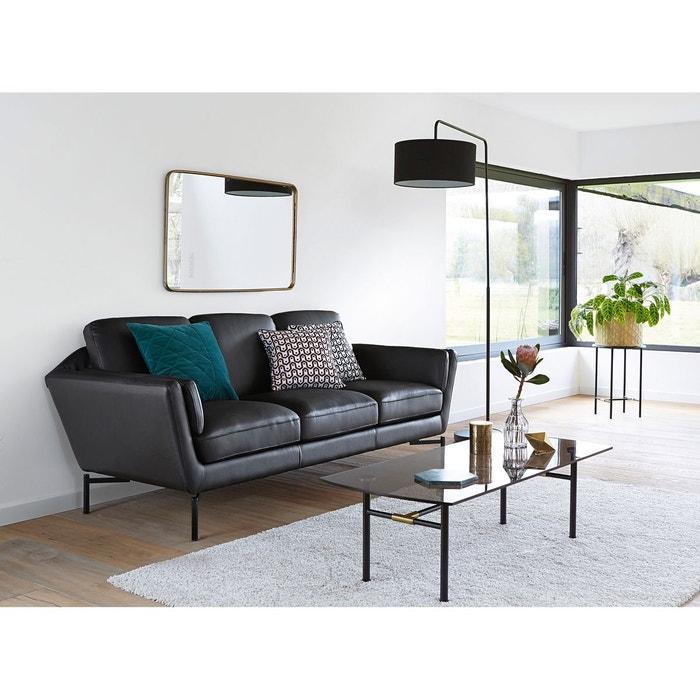 Extrêmement Lampadaire design, arc rectiligne, waldun noir La Redoute  VN72