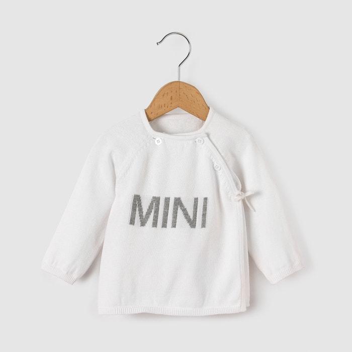 """Imagen de Top cruzado """"mini"""" 0 meses-2 años R édition"""