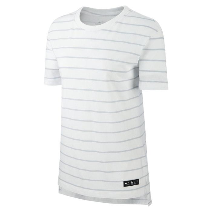 Striped FFF Squad Team T-Shirt  NIKE image 0