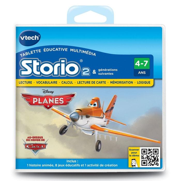 Planes - Jeu Storio - VT231805 VTECH