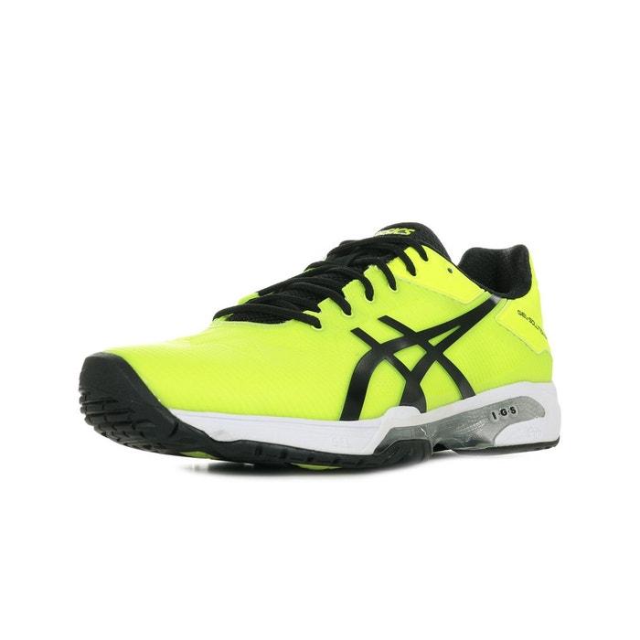 Redoute Speed De La Tennis Solution Gel Chaussures Jaune 3 Noir Asics vAwIdH