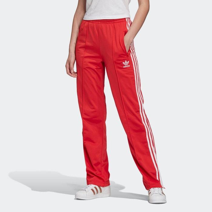 jogging rouge adidas
