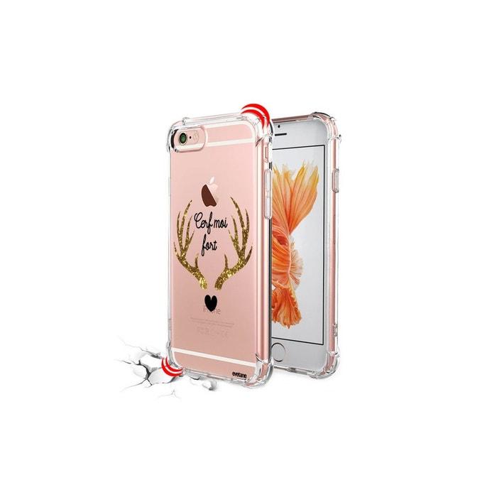 coque iphone 6 cerf