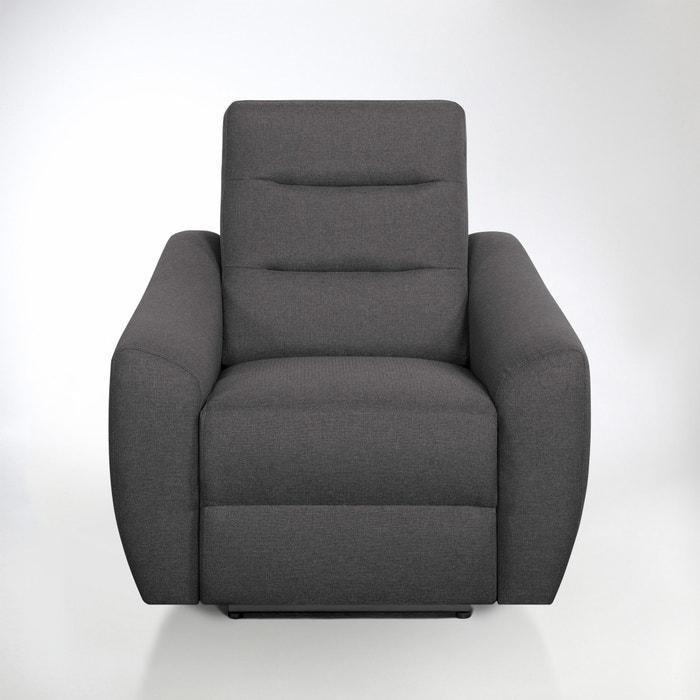 afbeelding Elektrische relax zetel in mêlee stof, Gedes La Redoute Interieurs