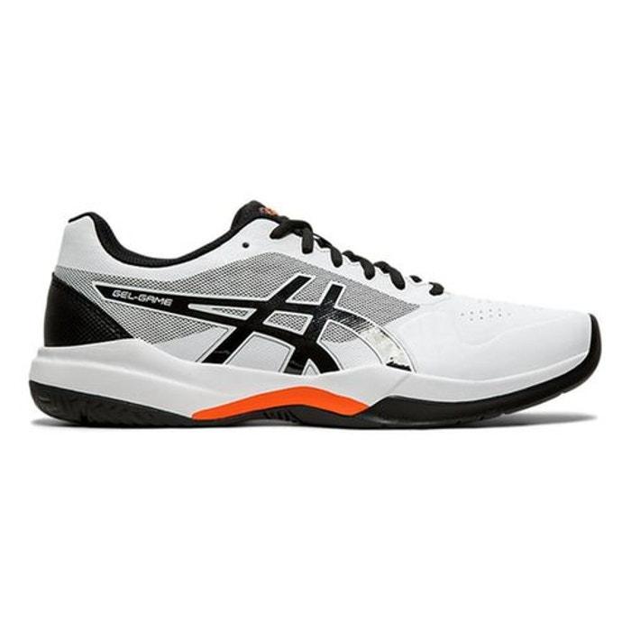 Chaussure de tennis Asics Gel Game Blanc