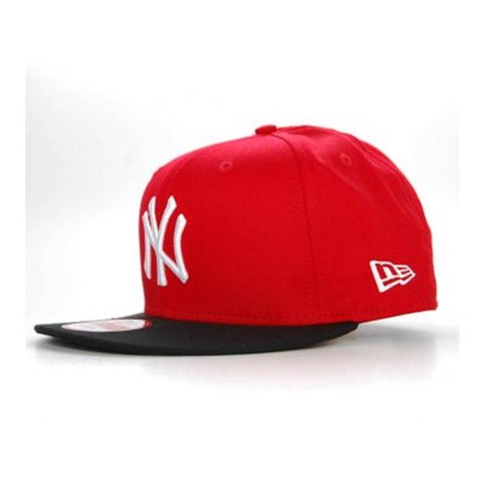 New era snapback new york yankees logo rouge / noir casquette 9fifty rouge New Era Cap | La Redoute Vente Discount Pas Cher Sortie 2018 Unisexe excellent d73TY4stn3