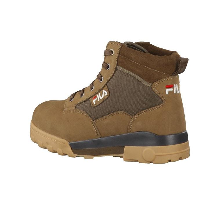 Chaussures de randonnée grunge mid 1799399-edu marron Fila