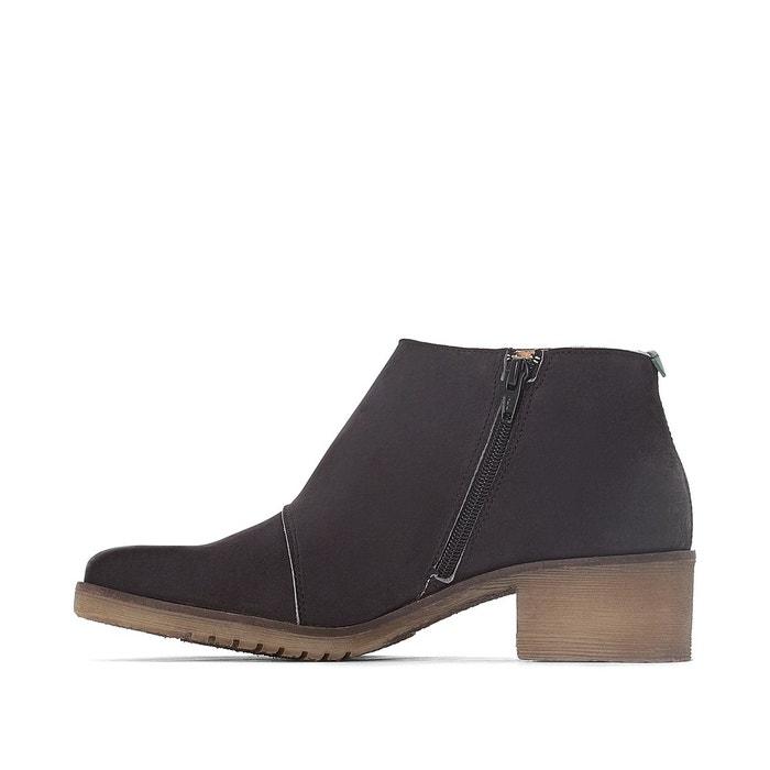 Boots cuir miss Kickers