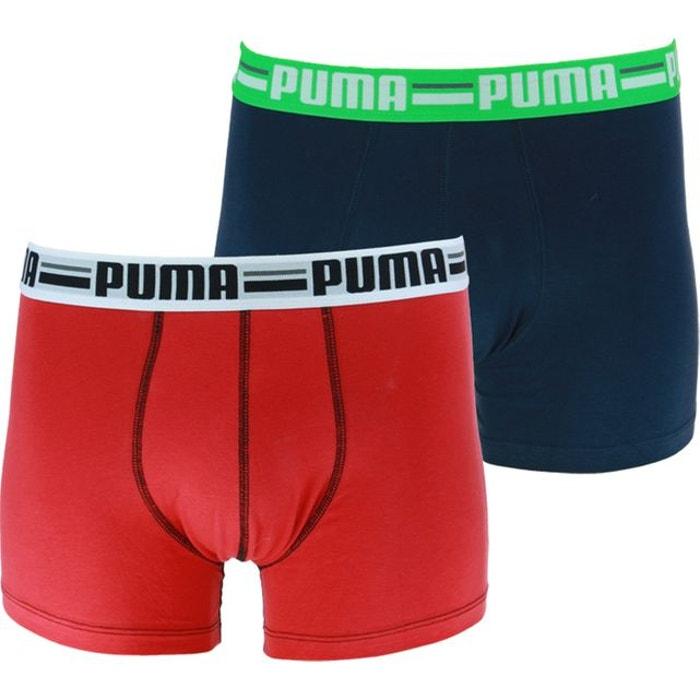 Boxer homme - Pack de 2 PUMA