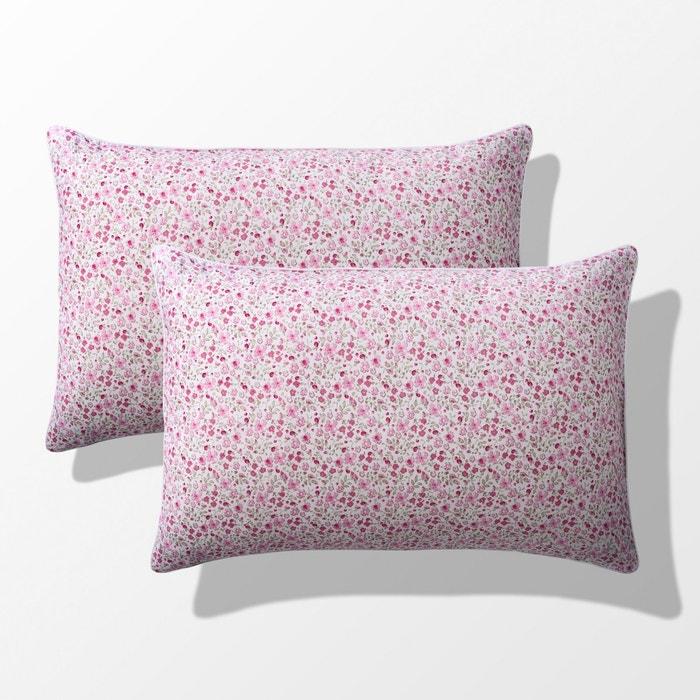 Image Taie d'oreiller fleurie bébé (lot de 2), Fleurette La Redoute Interieurs