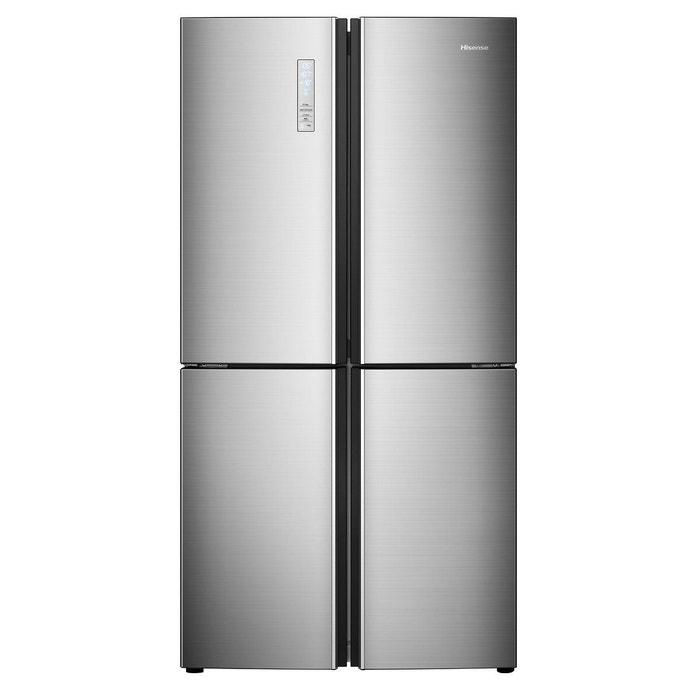 Réfrigérateur Multi Portes Hisense Ex Rqnat Couleur Unique - Réfrigérateur multi porte