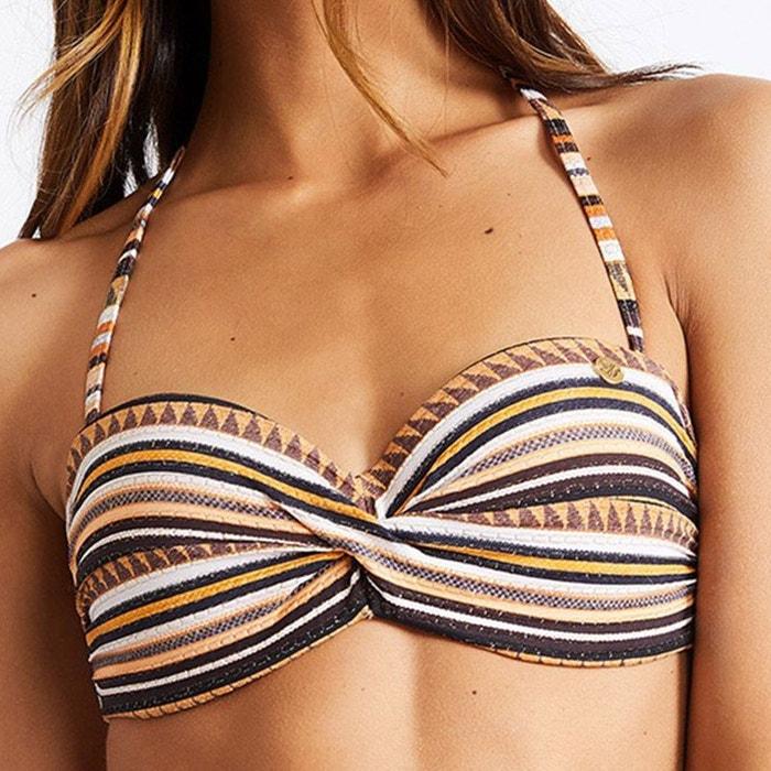 Haut De Bikini : Bandeau Sakata Macapa Orange