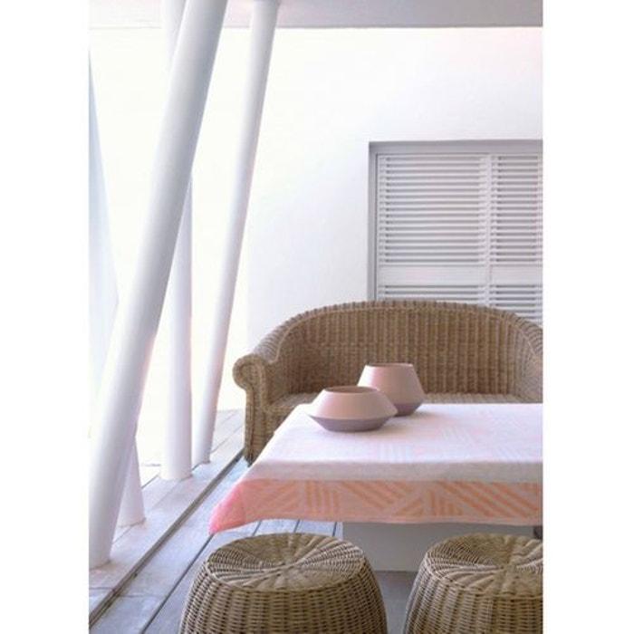 nappe strada nude nude le jacquard francais la redoute. Black Bedroom Furniture Sets. Home Design Ideas