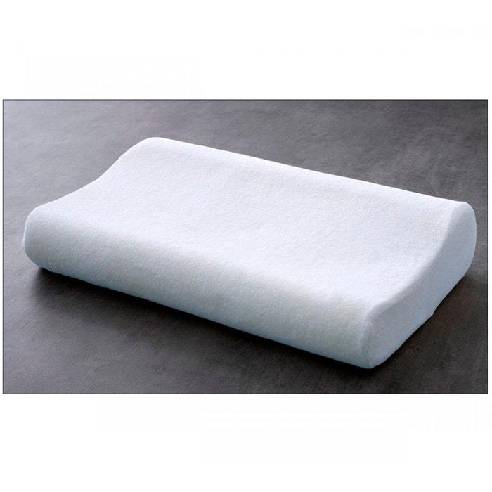 oreiller ergonomique m moire de forme today blanc today la redoute. Black Bedroom Furniture Sets. Home Design Ideas