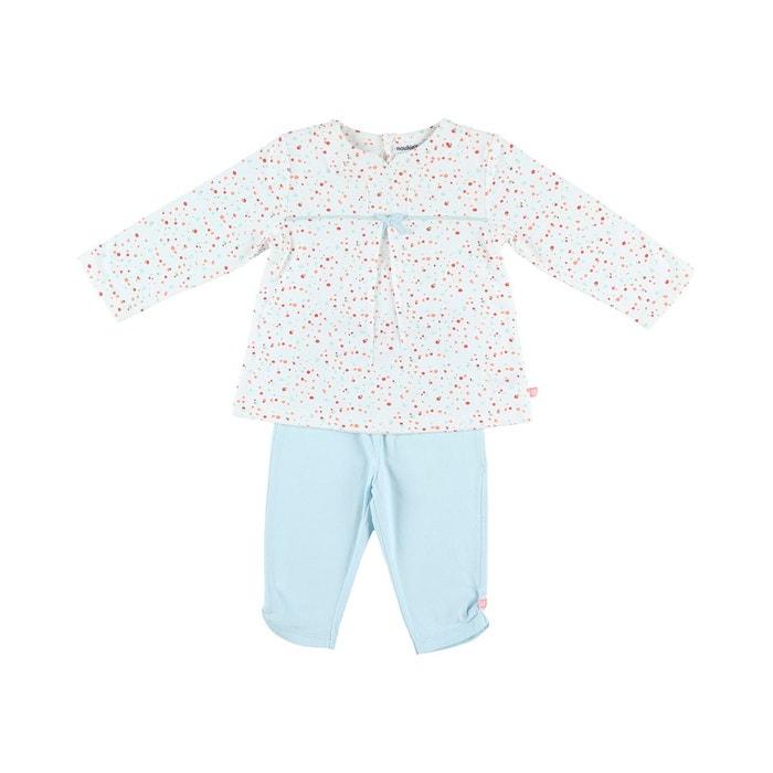 6d1daf12e5d39 Pyjama 2 pièces imprimé en jersey NOUKIE S image 0