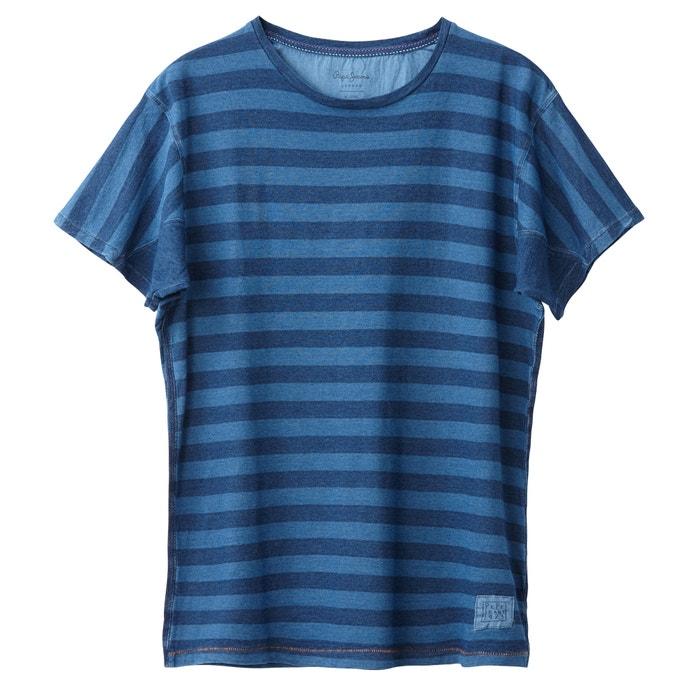 T-shirt con scollo rotondo, maniche corte  PEPE JEANS image 0