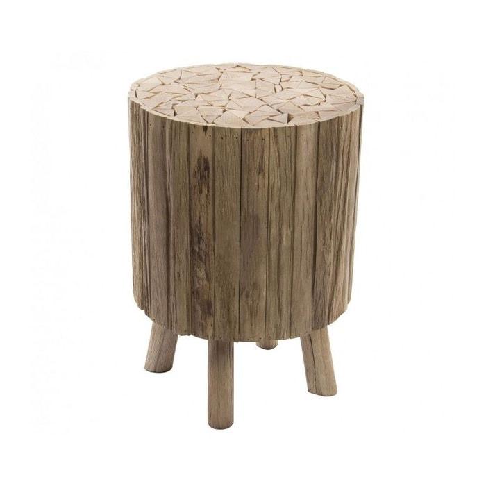 Table D Appoint Ronde Bois Tronc