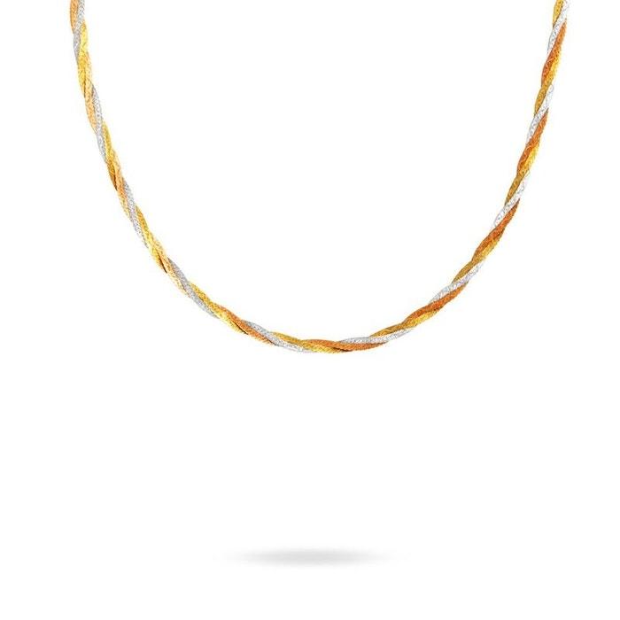 Chaine or tricolore tricolore Histoire D'or | La Redoute Achats En Ligne Pas Cher Ebay Bas Frais D'expédition En Ligne Footlocker À Vendre Magasin Vente En Ligne 2NZQqG