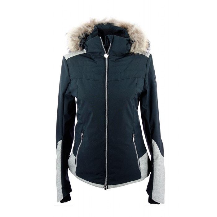 abfda3d01d4a Veste de ski (noir) polyester noir Emporio Armani Ea7   La Redoute