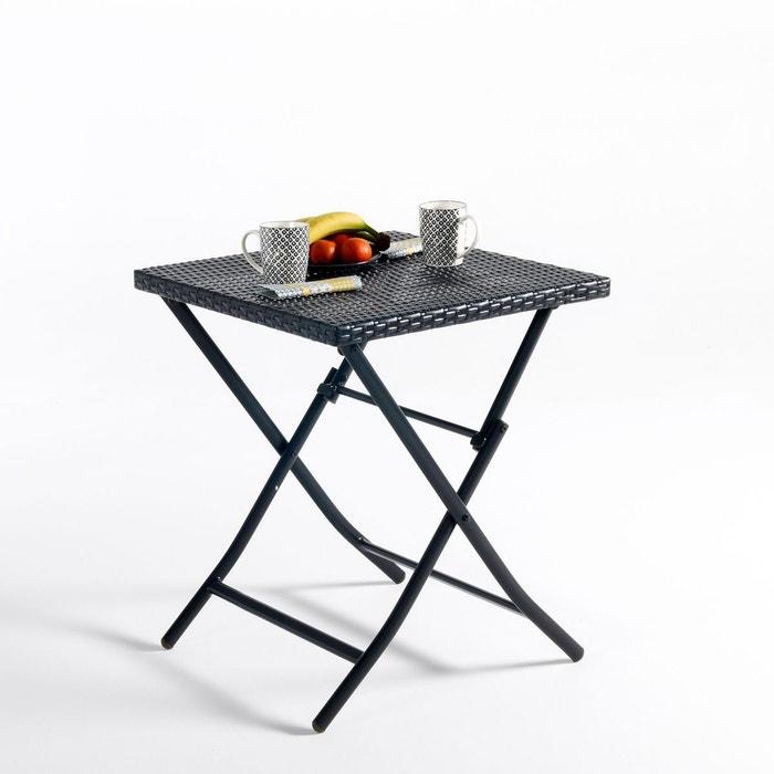 Table pliante moonbaza la redoute interieurs la redoute - La redoute meuble jardin ...