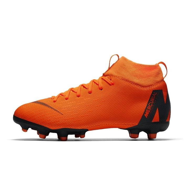 uk availability d895b 8df44 ... inexpensive chaussures football chaussure de football nike mercurial  superfly vi academy df mg orange junior nike