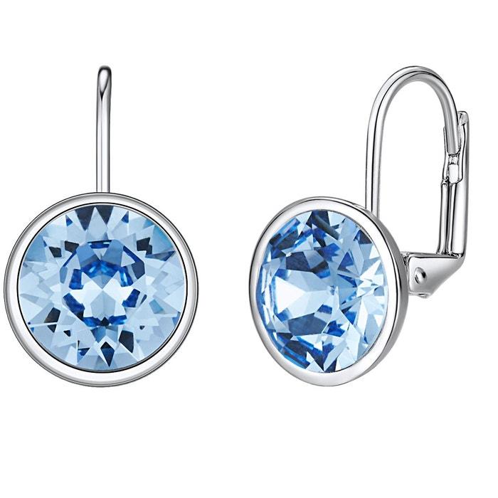 boucles d oreilles istanbul couleur bleu saphir lulu. Black Bedroom Furniture Sets. Home Design Ideas