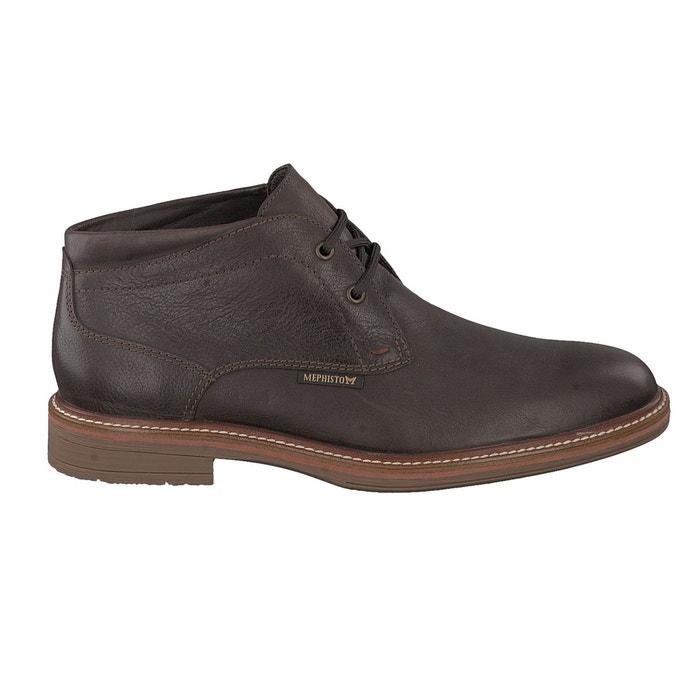 Boots walfred marron Mephisto