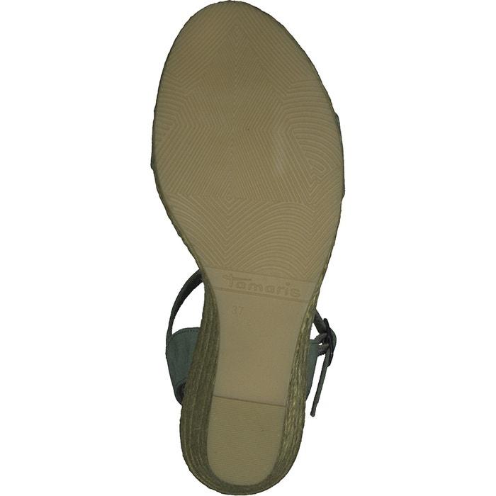 Sandalias de a tac TAMARIS de Livia piel con 243;n cu Sndxw5g8wq