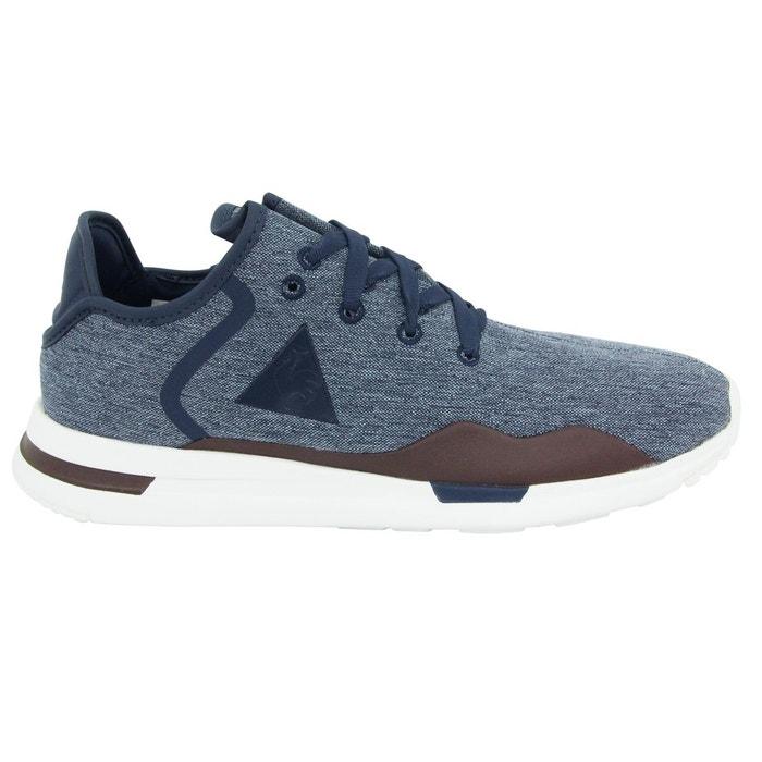 Le coq sportif solas 2 tones chaussures mode sneakers homme  bleu Le Coq Sportif  La Redoute