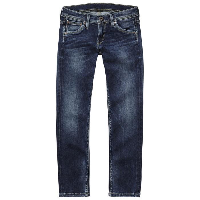 Jeans slim da 8 a 16 anni  PEPE JEANS image 0