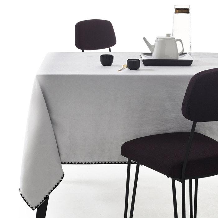 Nappe m tis lin et coton adrio la redoute interieurs la redoute - La redoute linge de table ...
