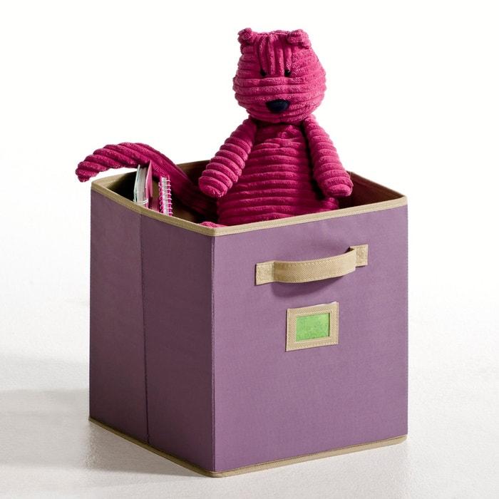 "2er-Pack Aufbewahrungsboxen ""Fenomen""  La Redoute Interieurs image 0"