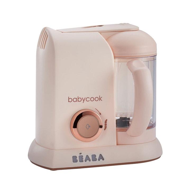 Robot Babycook® 4 en 1, pink BEABA