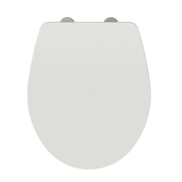 Abattant wc slimeo - thermodur - blanc blanc Allibert | La Redoute