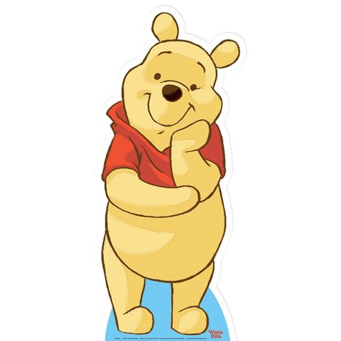 Figurine en carton taille réelle Disney Winnie l\'Ourson