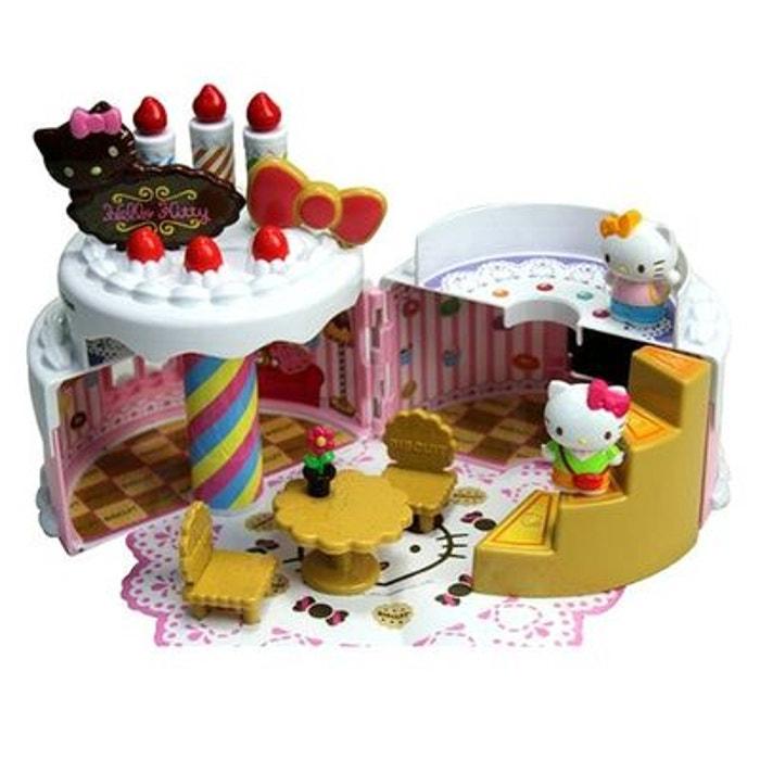 Maison gâteau d'anniversaire Hello Kitty JANOD