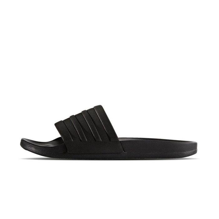 sports shoes fad4b 3bd02 Sandale adilette cloudfoam plus mono noir Adidas Performance