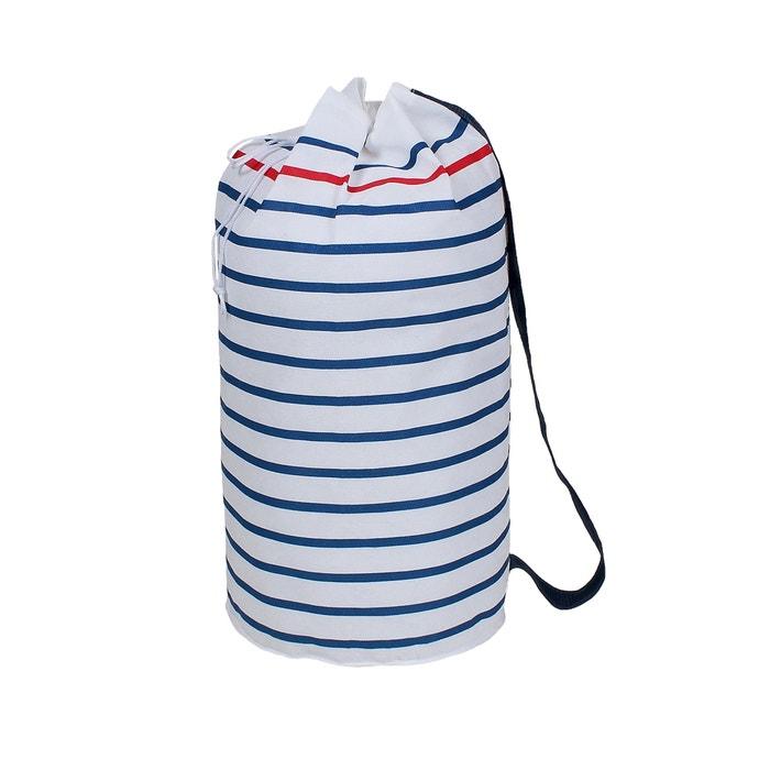 Bazil Duffle-Style Laundry Bag  La Redoute Interieurs image 0