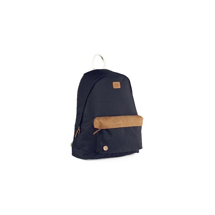 Sac a dos backpack en coton marine et rouge chilii multicolore Faguo | La Redoute Bon Service YusZWYN9Kn